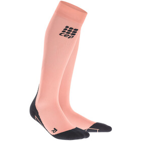 cep Compression Running Socks Women pink/black